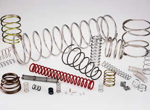 Assorted Compression Springs